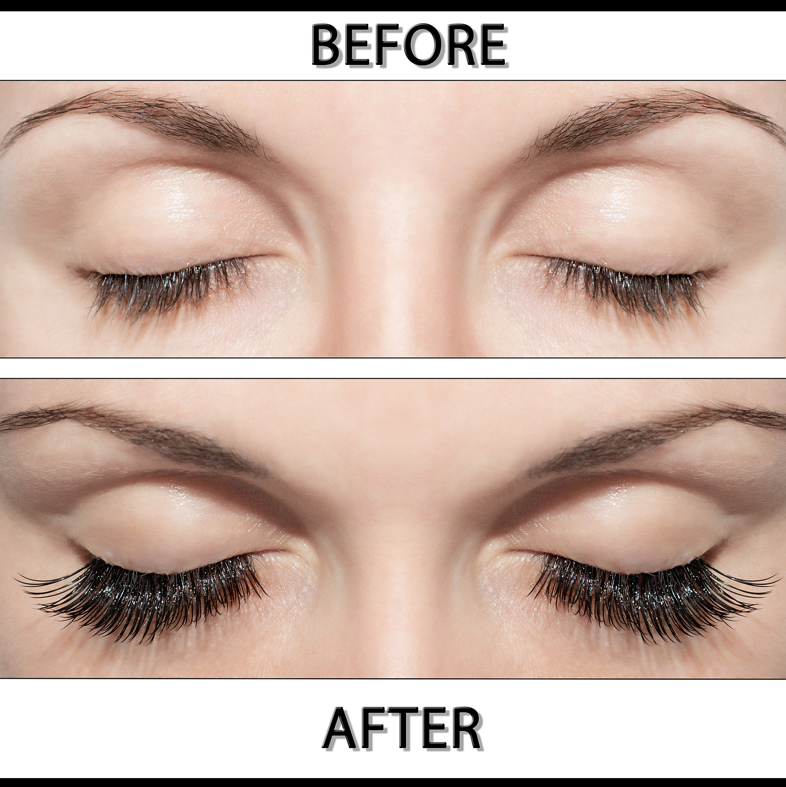 Individual Bulk Lashes Shear Envy Hair Lash
